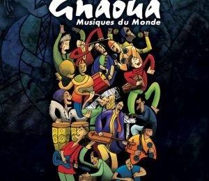 Logo 's Gnaoua Festival 2010